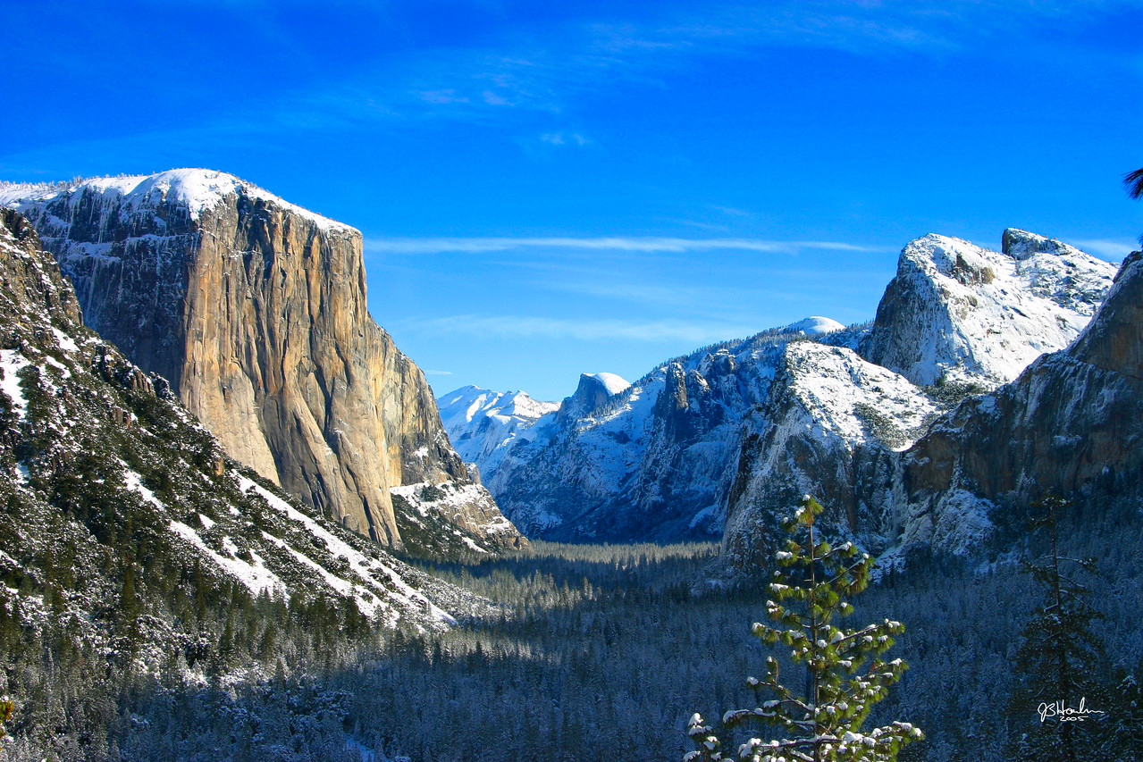 YosemiteValleyView