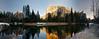 10 image stitched panorama. Yosemite, Feb 14, 2010