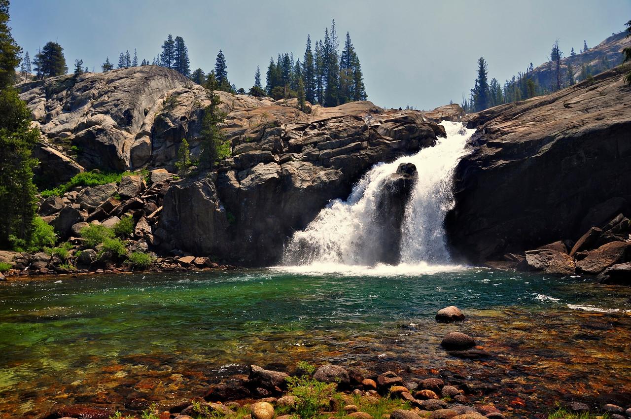 Tuolumne Falls, Glen Aulen, Yosemite