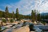 Below Isberg Pass, Yosemite National Park