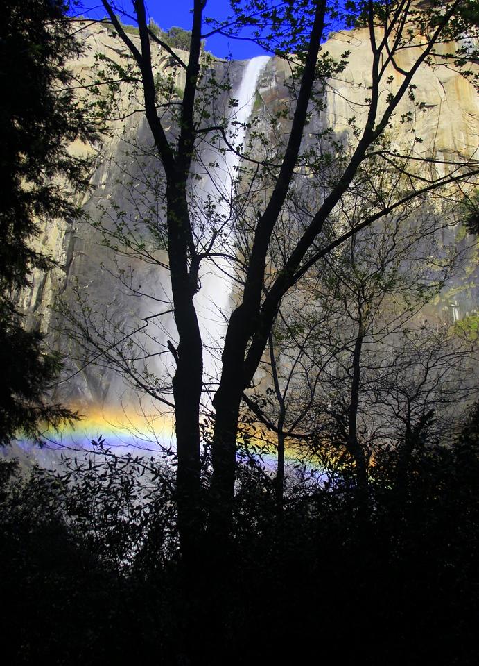 Bridal Vail falls