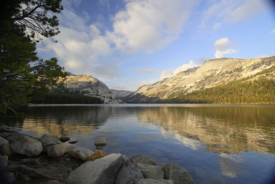 Lake, Tuolumne , yosemite
