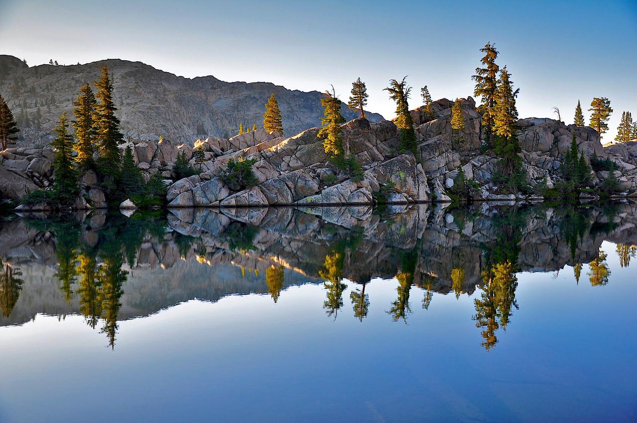Sunrise, Seavey Pass, Yosemite National Park