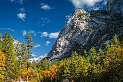 Granite Cliff in Yosemite