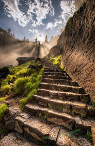 Vernal Falls & Stairs