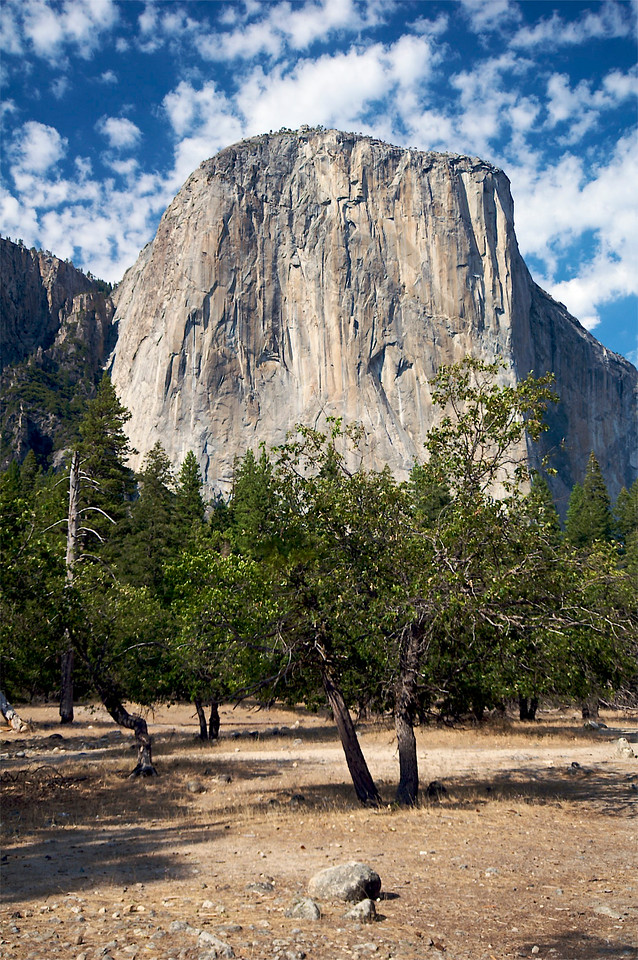 El Capitan, Yosemite Valley