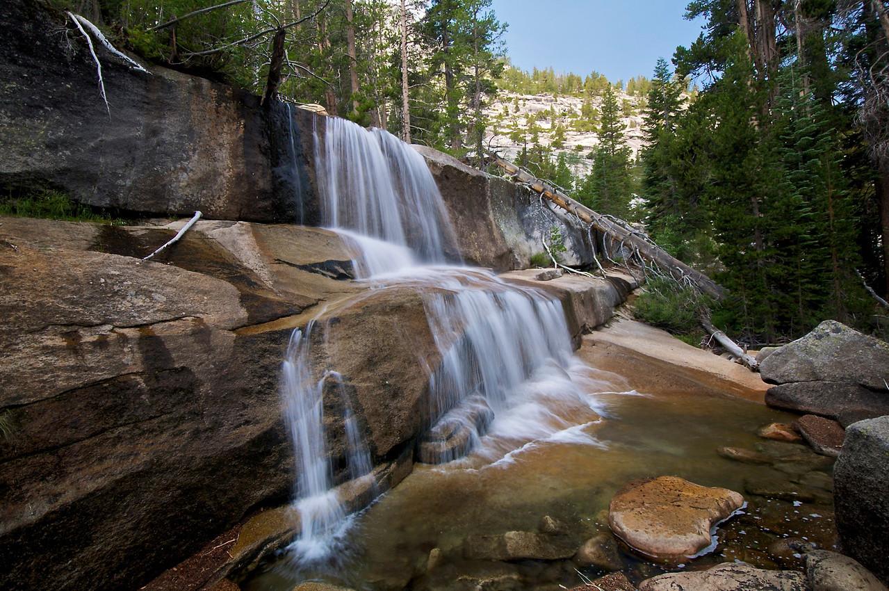 Merced Peak Fork, Yosemite National Park