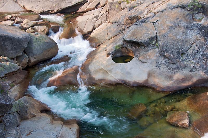 Bunnell Cascade, Merced River, Yosemite National Park