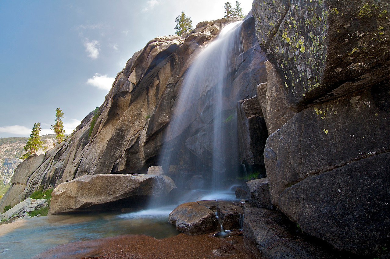 Triple Peak Fork, Yosemite National Park