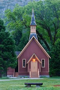 Yosemite Chapel-5519