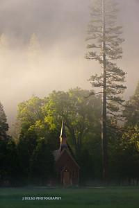 Yosemite Chapel-5543