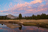 Sunset, Lambert Dome, Tuolumne Meadows, Yosemite National Park