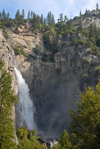 Falls between El Portal and West Yosemite entrance on 140.