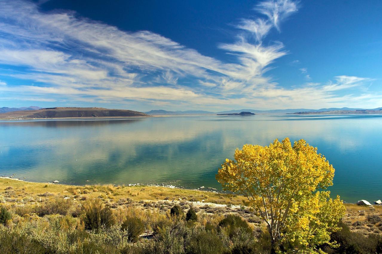 Mono Lake, Mono County, CA.