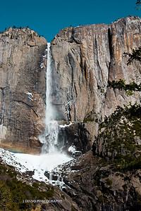 Yosemite-Upper Yosemite Falls 1-1002