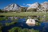 Unnamed Peak, Young Lakes, Yosemite National Park