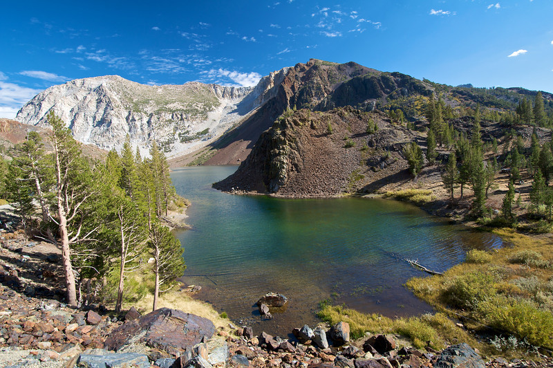 Ellery Lake, Inyo National Forest