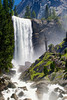 Mist Trail, Vernal Falls, Merced River, Yosemite National Park