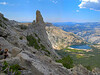 Eichorn Pinnacle, Lower Cathedral Lake, Yosemite National Park, US