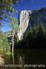 Majestic El Capitan awakening to early morning light