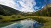 Tuolumne River, Lyell Canyon, Yosemite National Park
