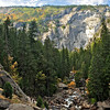 Glorious Morning<br /> From the trail to Vernal Falls