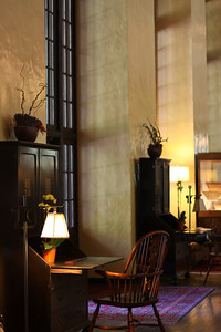 Ahwahnee hotel lobby