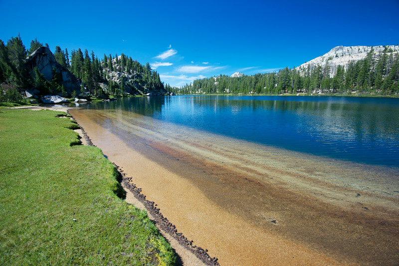 Miller Lake, Yosemite National Park