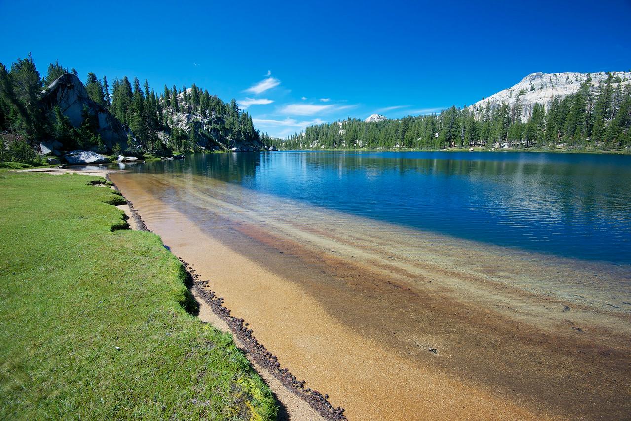 Miller Lake, Yosemite National Park