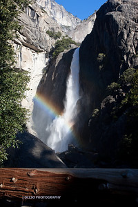 Lower Yosemite Falls-2001