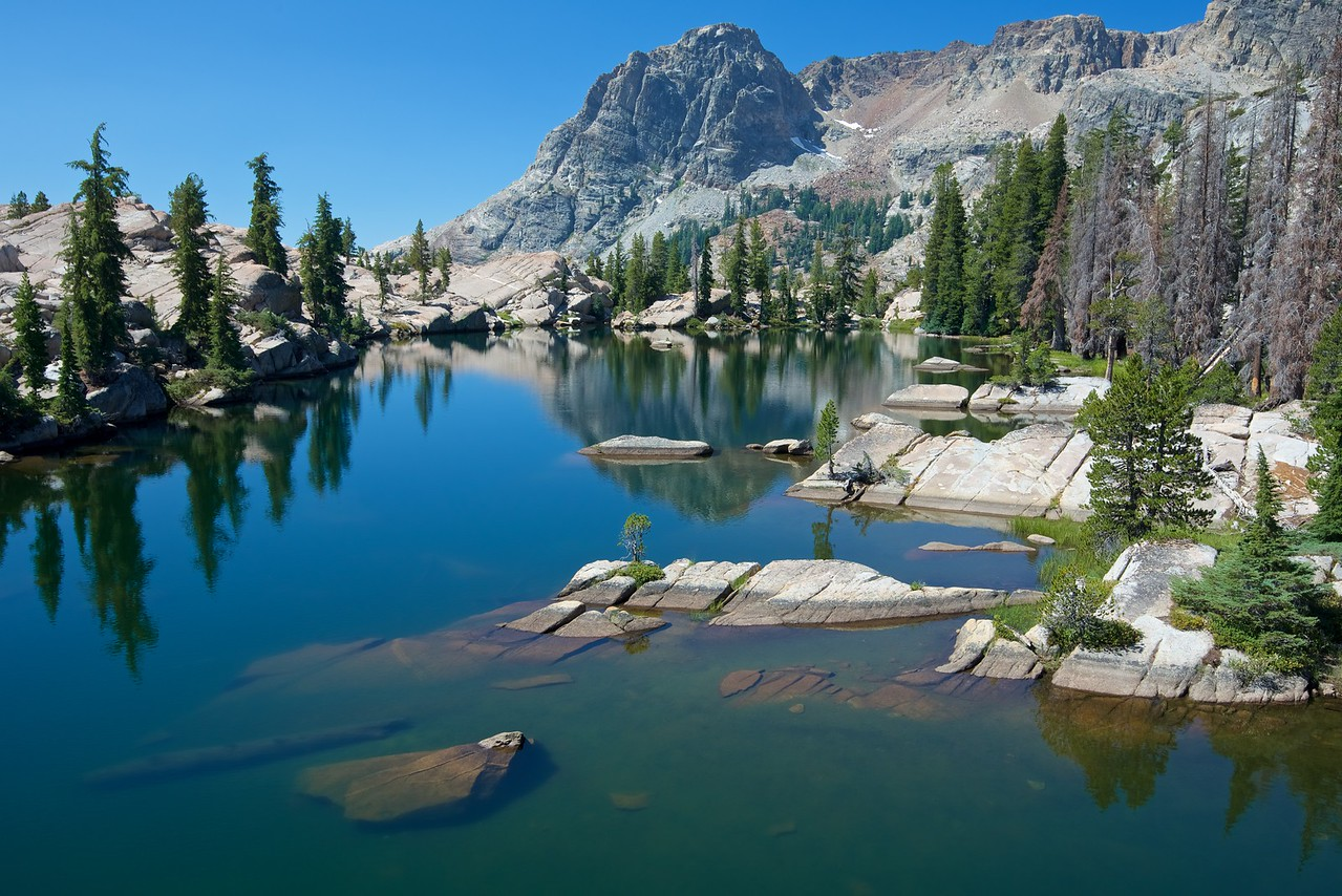 Northern Yosemite Wilderness
