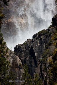Lower Yosemite Falls-1854