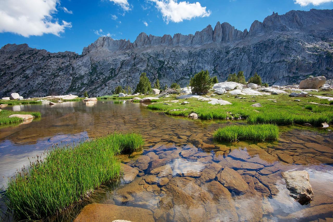 Sawtooth Ridge, Yosemite National Park