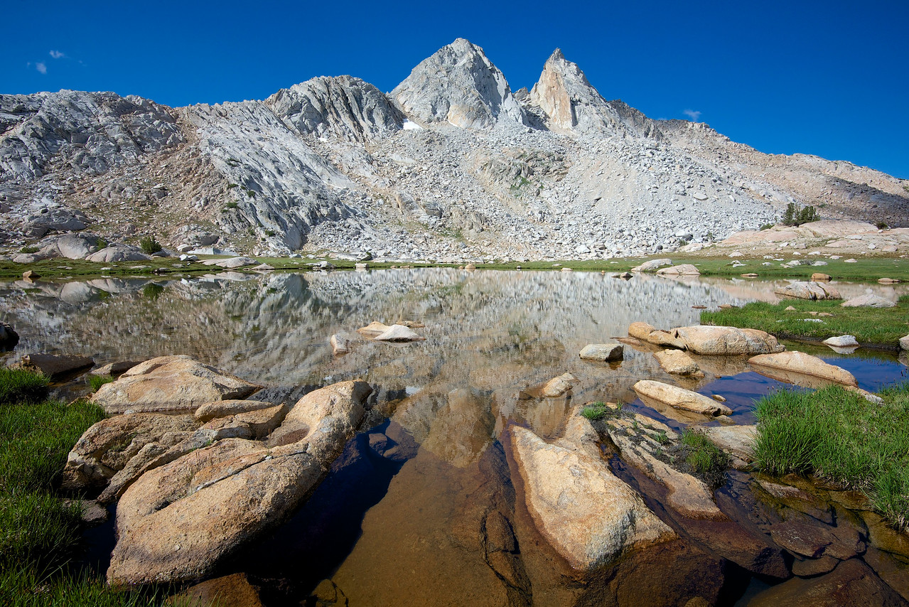 Finger Peaks, Yosemite National Park