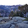 Panoramic View of Yosemite from Glacier Point