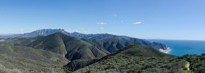 Mugu Peak, CA