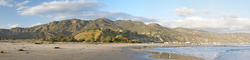 Santa Monica Mountains of Malibu, CA