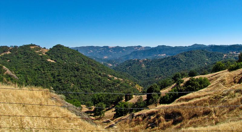 Up towards Medencino CA 7/2010