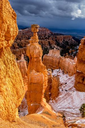 Hoodoos, Bryce Canyon National Park, Utah