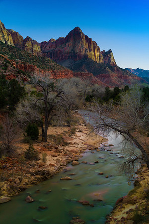 Zion National Park, March 2013