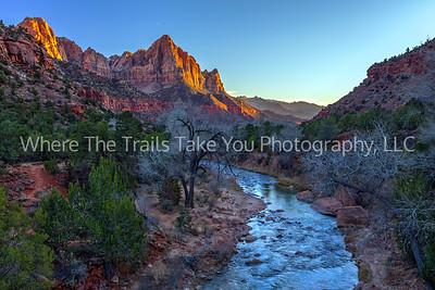 Zion National Park, Utah