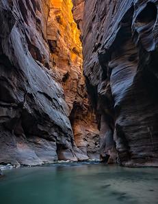 Utah Canyon Glow 2