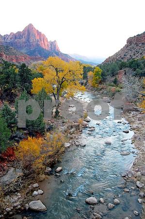 Zion National Park2007