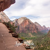 1497  G Trail and Zion Canyon
