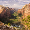1665  G Angels Landing and VIew South