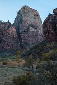 Great White Throne, Zion National Park, UT.