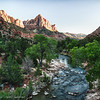 Zion national park :