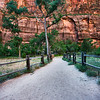 The path to Zion