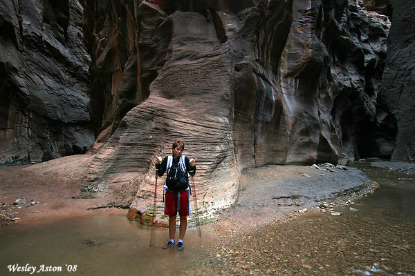 Zion Narrows 2008