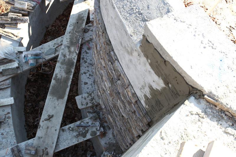 Stone Veneer Progress (4)